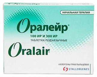 Оралейр 31 шт. таблетки подъязычные