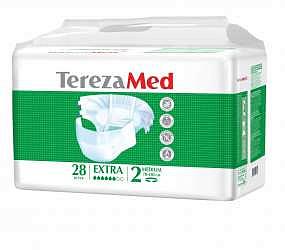 Терезамед подгузники для взрослых экстра медиум размер 2 28 шт.
