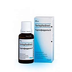 Тартефедрель н 30мл капли biologische heilmittel heel gmbh