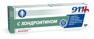 911 хондроитин гель-бальзам 100мл