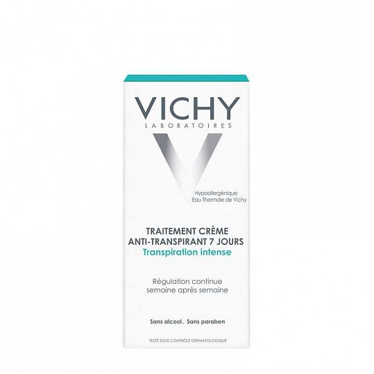 Виши дезодорант-крем 7дней регулирующий избыточное потоотделение 30мл, фото №2