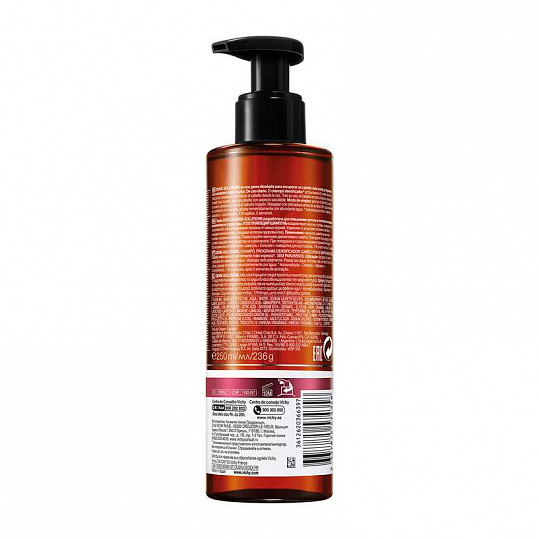 Виши деркос денси-солюшн шампунь уплотняющий 250мл, фото №2