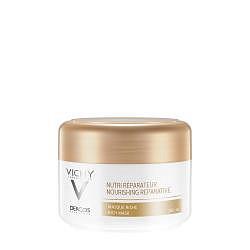 Виши деркос маска для волос питательно-восстанавливающая с 3-мя маслами 200мл