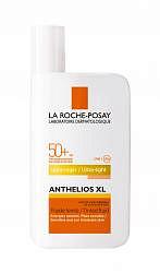 Ля рош позе антгелиос xl флюид для лица ультралегкий spf50+ 50мл