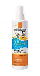 Ля рош позе антгелиос дермо-кидс спрей солнцезащитный для детей spf50+ 200мл
