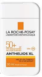 Ля рош позе антгелиос средство для лица солнцезащитное компактный формат spf50+ 30мл
