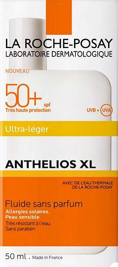 Ля рош позе антгелиос флюид для лица экстрем spf50+ 50мл, фото №2