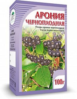 Арония черноплодная плоды 100г