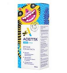 Асепта тинс зубная паста с 8 лет 50мл