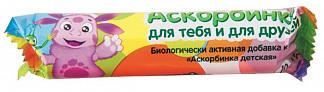 Аскорбинка лунтик таблетки жевательные 3г 10 шт. крутка фарм-про