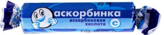 Аскорбинка с сахаром 2,9г 10 шт. таблетки жевательные крутка, фото №1