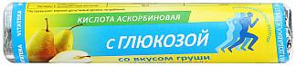 Витатека аскорбинка таблетки 30мг с глюкозой груша 2,9г 14 шт.