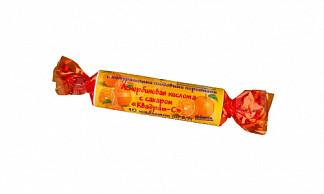 Аскорбиновая кислота с сахаром таб. апельсин 2,9г n10 крутка