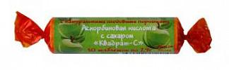 Аскорбиновая кислота с сахаром таблетки яблоко 2,9г 10 шт.