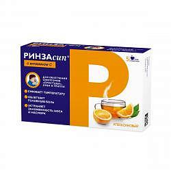 Ринзасип 5г 5 шт. порошок апельсин