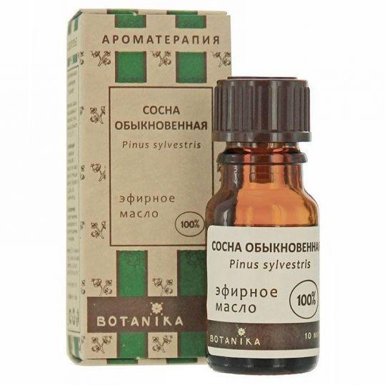 Ботаника масло эфирное сосна 10мл, фото №1