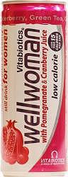Велвумен напиток энергетический 250мл