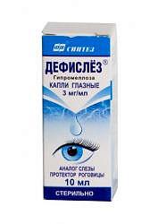 Лекарство для зрения