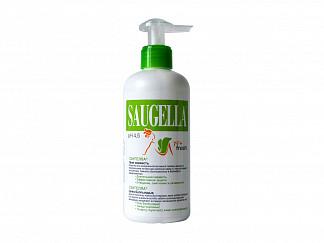 Саугелла твоя свежесть средство для интимной гигиены 200мл
