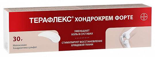 Терафлекс хондрокрем форте 1%+5% 30г крем д/наружного применения, фото №2