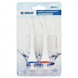 Би велл насадка для ирригатора wi-911 ортодонтическая nz911-2