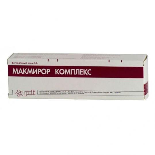 Макмирор комплекс 30г крем вагинальный doppel farmaceutici, фото №1