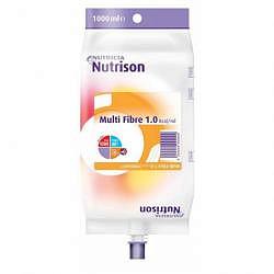 Нутризон смесь с пищевыми волокнами 1л