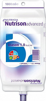 Нутризон эдванст диазон смесь д/энтерального питания 1л