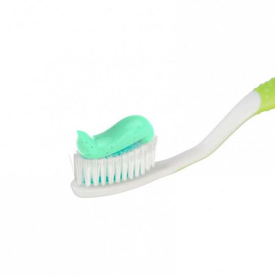 Лесной бальзам зубная паста с экстрактом ромашки/маслом облепихи 75мл, фото №3