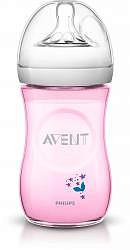 Авент натурель бутылочка для кормления медленный поток с 1 месяцев (scf620/17) / (scf033/17) 260мл