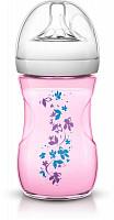 Авент натурель бутылочка для кормления медленный поток с 1 месяцев (scf620/17) / (scf033/17) 260мл, фото №2