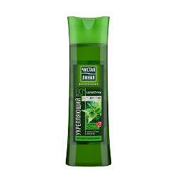 Чистая линия шампунь укрепляющий для всех типов волос крапива 400мл