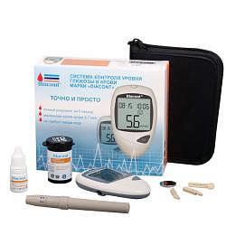 Диаконт глюкометр ок биотек