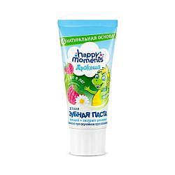 Дракоша зубная паста для детей гелевая малина 60г