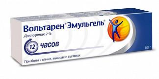 Вольтарен эмульгель 2% 50г гель