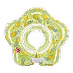Хеппи бэби круг на шею для плавания aquafun 3+ арт.121007