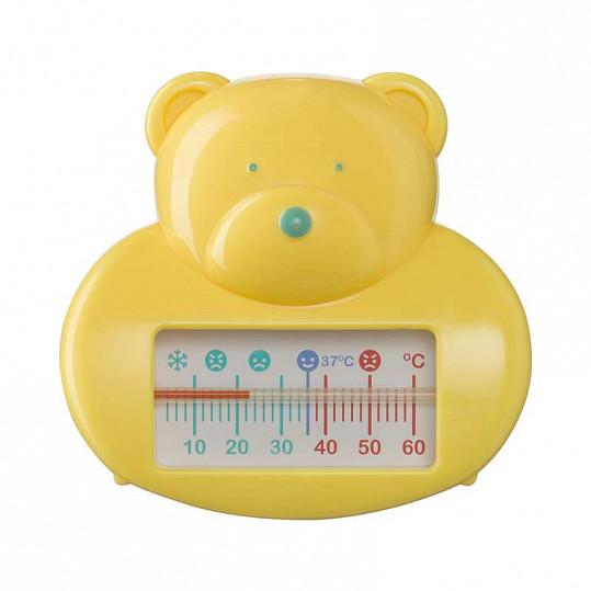 Хеппи бэби термометр для воды жёлтый 0+ арт.18002, фото №2