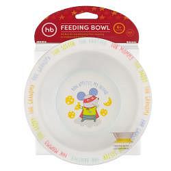 Хеппи бэби тарелка глубокая для кормления с присоской 6+ арт.15029