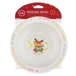 Хеппи бэби тарелка для кормления расти-чемпион 6+ арт.15016