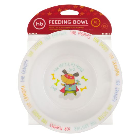 Хеппи бэби тарелка для кормления расти-чемпион 6+ арт.15016, фото №1