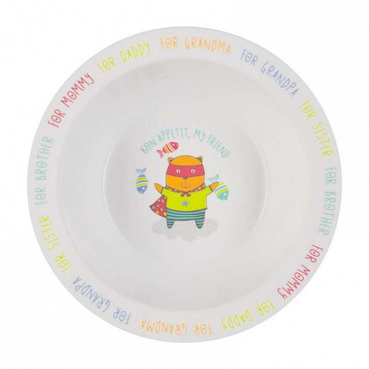 Хеппи бэби тарелка для кормления расти-чемпион 6+ арт.15016, фото №2