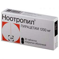 Ноотропил лекарство