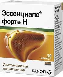 Цены на эссенциале форте в аптеках москвы