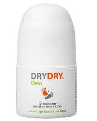 Драй драй део дезодорант для всех типов кожи 50мл