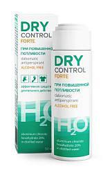 Драй контрол форте н2о без спирта дабоматик от обильного потоотделения 20% 50мл химсинтез