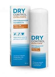 Драй контрол экстра форте 30% ролик от обильного потоотделения 50мл химсинтез
