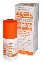 Алгель гель-антиперспирант 50мл