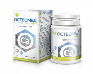 Остеомед форте таблетки 60 шт.