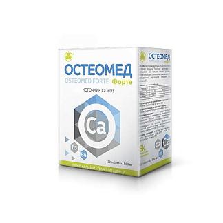 Остеомед форте таблетки 120 шт.