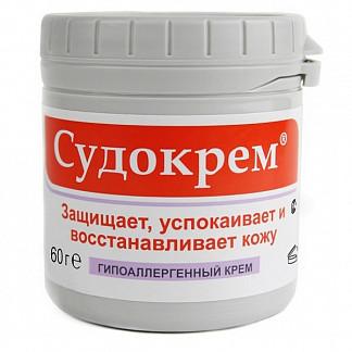Судокрем крем для детей 60г